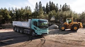 100 Concept Trucks 2014 Volvo Shows HeavyDuty Electric Truck