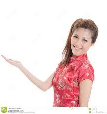 chinese cheongsam royalty free stock images image 31038619