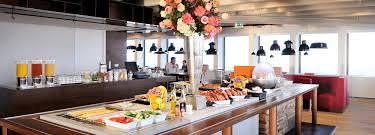 cuisine centre visit restaurant floor 17 with ramada apollo amsterdam