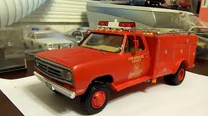 Ranger Builds: 1972 Dodge D-300 Paramedic Truck