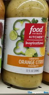 Food Network Kitchen Inspirations Cuban Style Orange Citrus