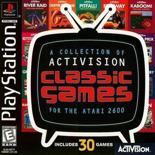 Activision Classic Games - PlayStation 1