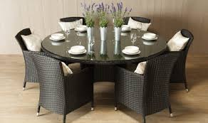 Inspiration House Opulent Awesome Round Dining Room Table For 6 Youtube With Tables