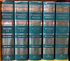 Spurgeons Sermons In Five Volumes