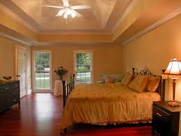 Bedroom Ceiling Lighting Ideas by Decorations White Vaulted Ceiling Design With Wooden Fan In