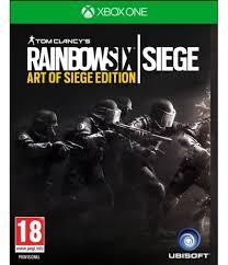 siege xbox one xbox one tom clancy s rainbow six siege of siege edition