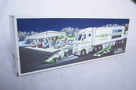 100 Hess Toy Truck Values Amazoncom And Racecars 2003 S Games