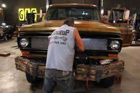 1971 Long-Bed Truck   Vegas Rat Rods   Discovery