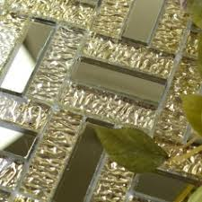 Bathroom Mosaic Mirror Tiles by Super Deals