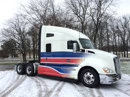"Red, White And Blue Kenworth T680 – ""The Driver's Truck"" – Stars In ..."