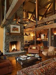 Simple Ideas Rustic Living Rooms Very Attractive Best Rustic