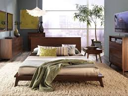 White Rug And White Pillows Brown White Modern Pattern Rug Mid