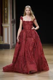 ziad nakad evening and bridal dresses for fall winter style debates