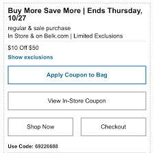 Belk Coupon Code For Michael Kors - Sushi Deals San Diego At Home Coupon Code Raging Water Everything You Need To Know About Online Coupon Codes Samples Paint Nite Nyc Coupons Winnipeg Belk Black Friday Ads Sunday Afternoons Lquipeur Jg Industrial Supply Take Up 25 Off Your Order Clark Deals Macys Codes 2018 Chase 125 Dollars Heb In The Mail Yogo Crazy Avery Promo Applebees Online Catalogs Sales Ad Belk 20 Ag Jeans Store Department Ad Amazon Free Shipping