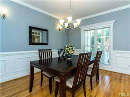 Chair Railing Molding Traditional Dining Room With Crown Rail In Wallpaper Moulding Ideas Living Ra
