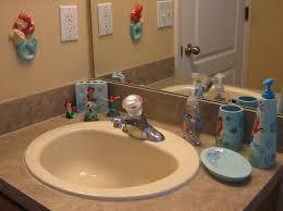 disney little mermaid bathroom accessories office and bedroom