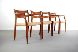 Set Of 4 Niels O. Moller Model #84 Teak Dining Chair For J.L. Møllers Four Ding Chairs In Stain Beech Teak Upholstered With Black Leatherette Art Nouveau Or Deco Shield Back Antique Ding Chairs Set Of Vintage Four By Helge Sibast For Early 19th Century Round Bdmeier Table Moes Home Collection Calvin Sadlers Johannes Andersen Denmark Circa 1950 Victorian Walnut The Shop Fashionchrystal Setfour Includedtransparent 5 Pc Counter Height Room Setpub And 4 East West Fniture Mid Modern Lawrence Peabody