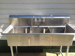 Stainless Steel Utility Sink With Right Drainboard by Deep Laundry Room Sink 12 Best Laundry Room Ideas Decor Cabinets