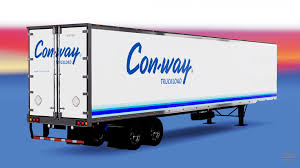 All-metal Semi-trailer Conway For American Truck Simulator New 2017 Ford F150 For Sale Conway Ar Allmetal Semitrailer For American Truck Simulator Truckload Repair And Parts Directory Ca Timbes Vending And Food Service In Sc Conway Trucking Kenworth Youtube Cfi Now Called Conway Semi Truck By Sterling Co Russell Gurule Conway Freight Pickup Ukrana Deren Freight Where I Work Pinterest Park On Friday August 26th Climbing To New Heights