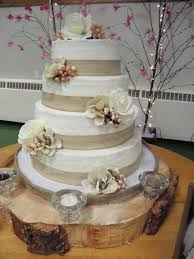 Ideas Collection Country Themed Wedding Cake In Rustic Banana With