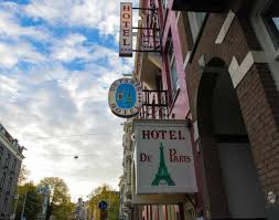 100 Nes Hotel Amsterdam De Paris Netherlands