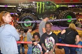 Atlanta Monster Jam Trucks 2014 - Naturalbabydol