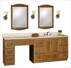 Bath Vanities With Dressing Table by Master Bathroom Makeup Vanity Use Idea Only With One Sink And A