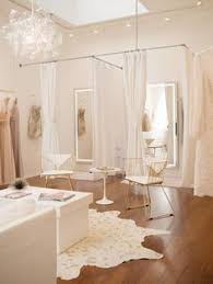 Go Inside A Feminine Luxe Bridal Salon