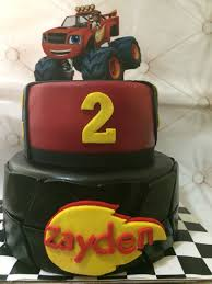 Blaze And The Monster Trucks Cake | Budding Cake Decorator ... Monster Truck Cake My First Wonky Decopac Decoset 14 Sheet Decorating Effies Goodies Pinkblack 25th Birthday Beth Anns Tire And 10 Cake Truck Stones We Flickr Cakecentralcom Edees Custom Cakes Birthday 2d Aeroplane Tractor Sensational Suga Its Fun 4 Me How To Position A In The Air Amazoncom Decoration Toys Games Design Parenting Ideas Little