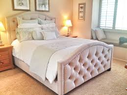 Z Gallerie Omni Dresser by Zgallerie Tufted Nicolette Bed In Pearl Heavenly Headboard
