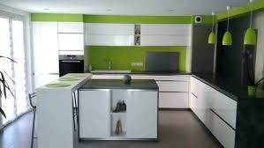 cuisine moderne design avec ilot modale de cuisine ouverte cuisine americaine avec ilot modele