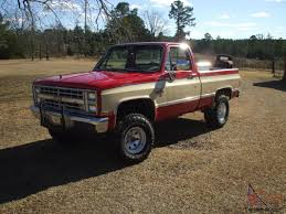 1986 Chevy Silverado 4x4 For Sale 9245237 - Exefore.info