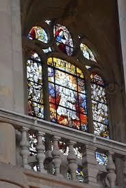 detalle nave lateral derecha église étienne du mont de