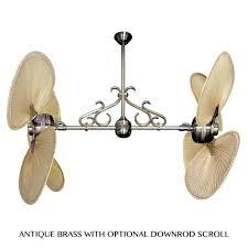 ceiling fan 52 casa delta winga bronze outdoor ceiling fan