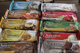 A Great Alternative To Chewy Brownie Or Cookie Are These Quest Bars They Come In 16 Yummy Flavors I Have Yet Try Them All But There Hasnt Been One