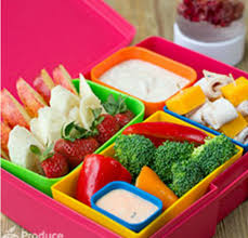 Fun Bento Box Fondue