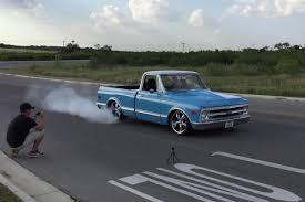 This '68 With An LS Swap Burns The Tires Down Busted Knuckles 1968 Chevy C10 Truckin Magazine Ole Blue Photo Image Gallery C20 Youtube Hotchkis Sport Suspension Systems Parts And Complete Boltin Short Bed Fleetside For Sale Autabuycom 1972 Chevrolet Cheyenne Super Pickup Truck Interview With Rene Parts Save Our Oceans Cst 50th Anniversary Restomod Ls1 Burnout Chevy Truck Long Bed C10 Pinterest Bangshiftcom Goliaths Younger Brother A C50