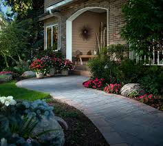 Stone Pathways: Stepping Stone Walkway Ideas + Designs | INSTALL ... 44 Small Backyard Landscape Designs To Make Yours Perfect Simple And Easy Front Yard Landscaping House Design For Yard Landscape Project With New Plants Front Steps Lkway 16 Ideas For Beautiful Garden Paths Style Movation All Images Outdoor Best Planning Where Start From Home Interior Walkway Pavers Of Cambridge Cobble In Silex Grey Gardenoutdoor If You Are Looking Inspiration In Designs Have Come 12 Creating The Path Hgtv Sweet Brucallcom With Inside How To Your Exquisite Brick