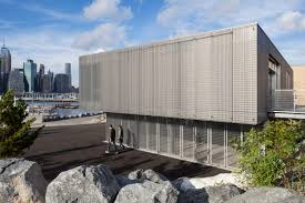 100 Boathouse Architecture Building Of The Day Brooklyn Bridge Park Calendar AIA