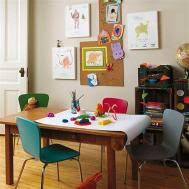 Dining Room Playroom Combo Easy Home Decorating Ideas