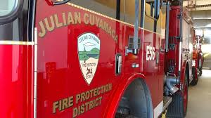 Julian Fire District Rejects County, Opts To Go It Alone - The San ...