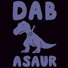 New Trending GIF On Giphy Dinosaur Dab Pun Dabbing Follow Me CooliPhone6Case Twitter Facebook Google Instagram LinkedIn Blogger Tumblr Youtube