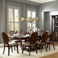 Raymour And Flanigan Formal Dining Room Sets by Complete Your Dining Space With This Striking Verdiana Rich Brown