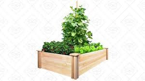 Greenes Fence Raised Garden Bed by Grow Your Own Herbs And Vegetables In This 27 Garden Bed