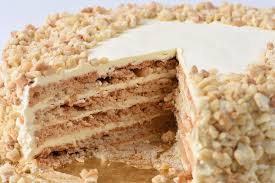 LOOK Sans Rival recipe from Goldilocks Bakebook