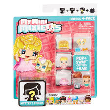 My Mini Mixieq s 4 Pack Assorted Toys R Us Australia