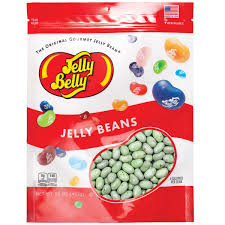 Ice Cream Mint Mint Chocolate Chocolate Chip Jelly Beans 16 Oz