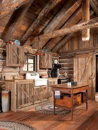 Surprisingly Modern Log Cabin Plans by Best 25 Log Cabin Kitchens Ideas On Cabin Log