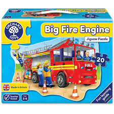 Orchard Big Fire Engine Puzzle - Jac In A Box Free Fire Truck Printables Preschool Number Puzzles Early Giant Floor Puzzle For Delivery In Ukraine Lena Wooden 6 Pcs Babymarktcom Pouch Ravensburger 03227 3 Amazoncouk Toys Games Personalized Etsy Amazoncom Melissa Doug Chunky 18 Sound Peg With Eeboo Childrens 20 Piece Buy Online Bestchoiceproducts Best Choice Products 36piece Set Of 2 Kids Take Masterpieces Hometown Heroes Firehouse Dreams Vintage Emergency Toy Game Fire Truck With Flashlights Effect