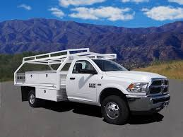 100 Contractor Truck New 2018 Ram 3500 Body For Sale In Monrovia CA R1594T